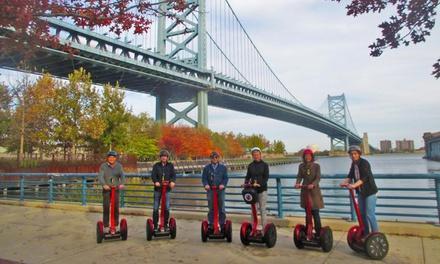 Philadelphia Urban Adventures River to River Tour