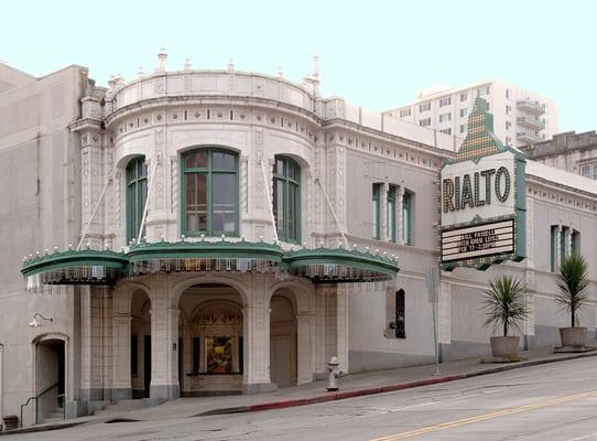 Broadway Center's Pantages Theater
