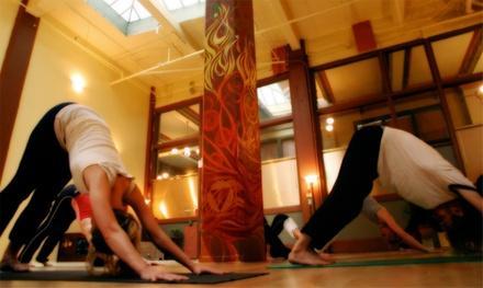 Yoga Circle Downtown