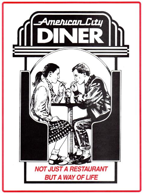 American City Diner Inc
