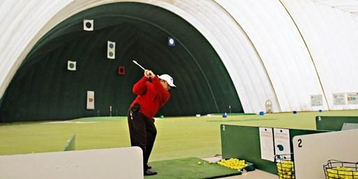 White Pines Golf Dome