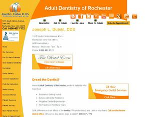 Adult Dentistry Of Rochester