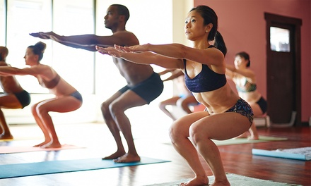 Kernersville Hot Yoga Therapy