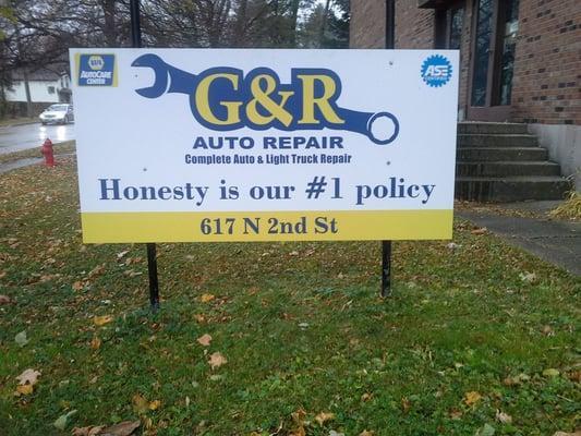 G & R Auto Repair