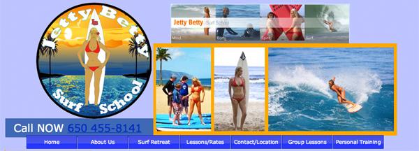 Jetty Betty Surf School
