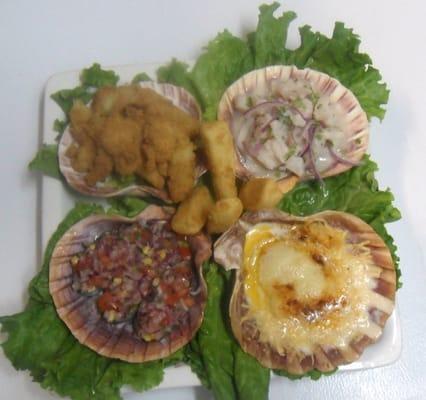 Peruvian Delicacies Restaurant