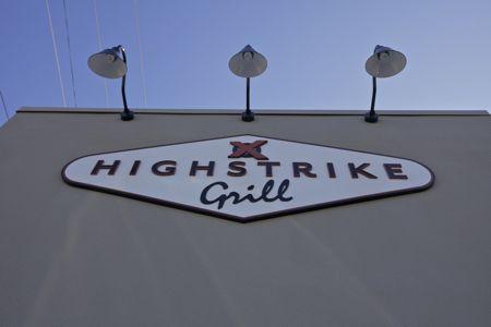Highstrike Grill