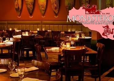 Monastero's Ristorante & Banquets