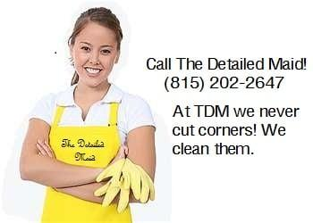 The Detailed Maid Cleaning Service