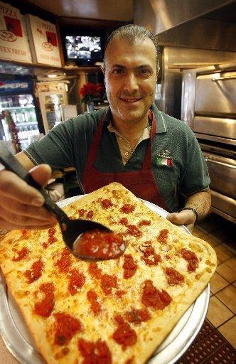 LA VILLA PIZZA & FAMILY RESTAURANT