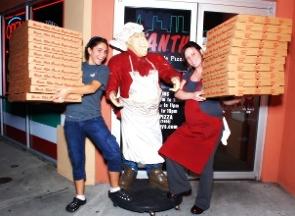 Lil' Anthony's N.Y. Pizzeria