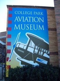 College Park Aviation Museum