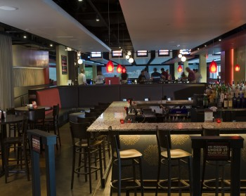 RedPin Restaurant & Bowling Lounge