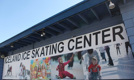 Iceland Ice Skating Arena