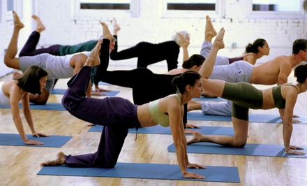 Core Balance Yoga Center
