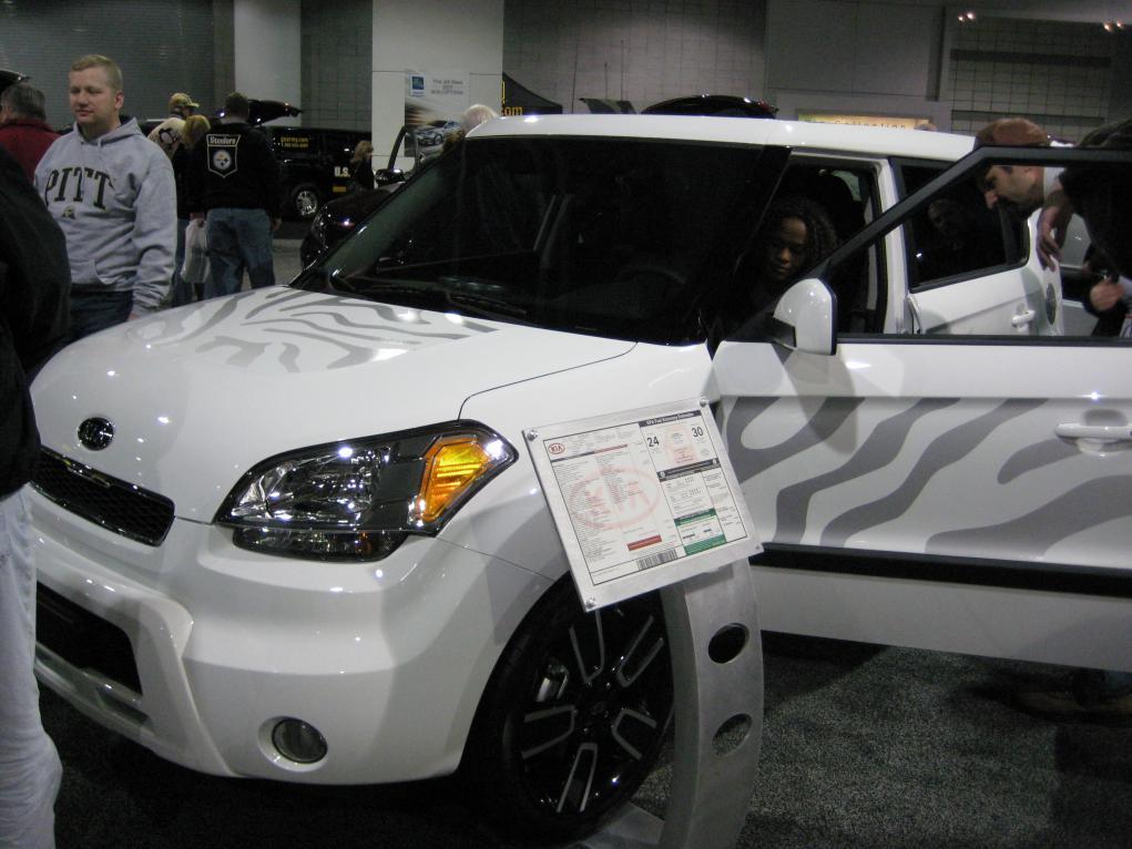 Pittsburgh International Auto Show