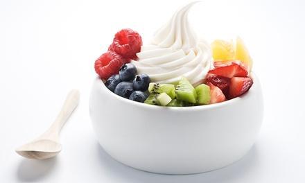Yo Mama Frozen Yogurt Cafe