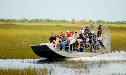 Coopertown Airboat Tours