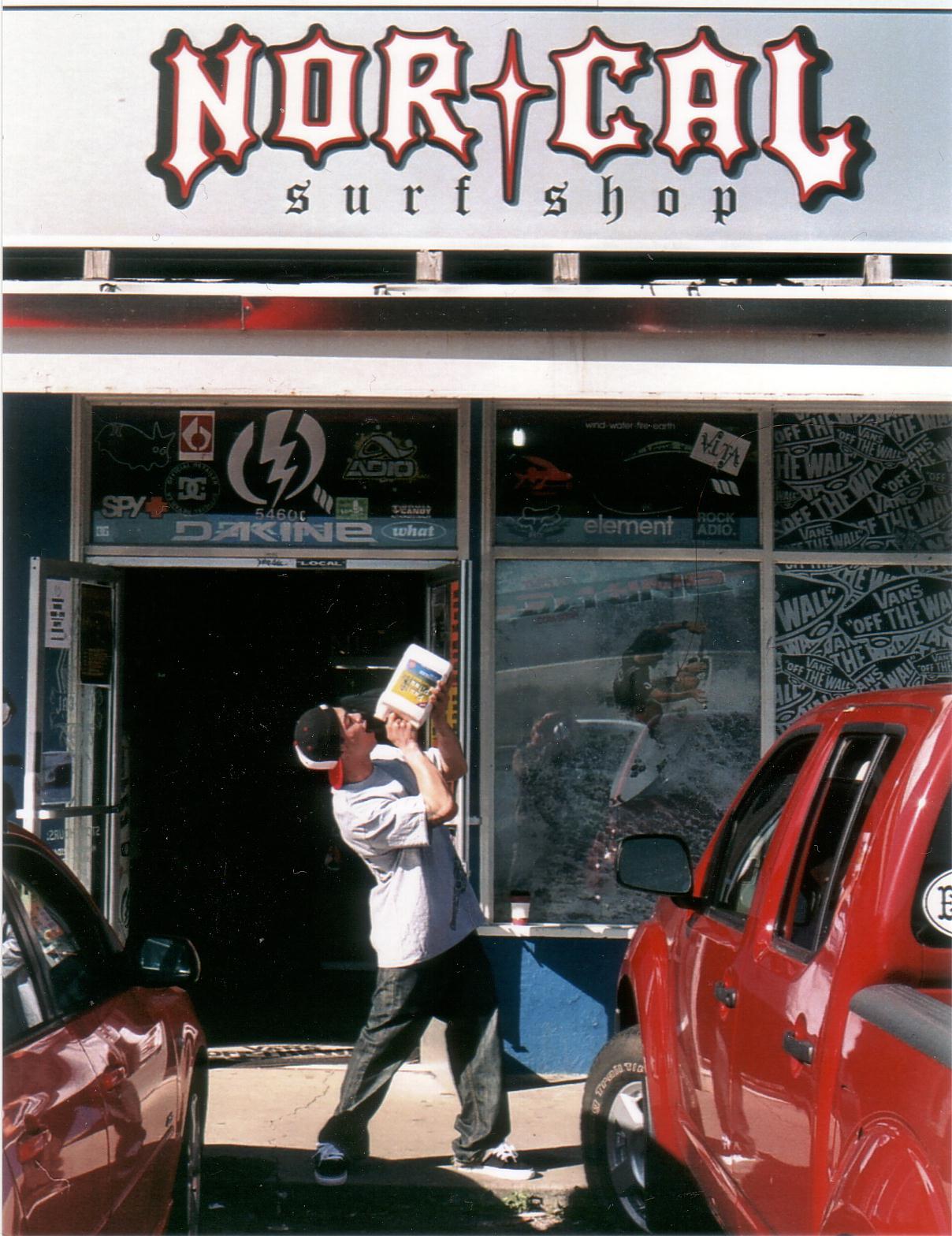 Nor Cal Surf Shop