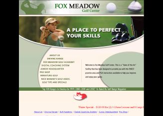 Fox Meadow Golf Center