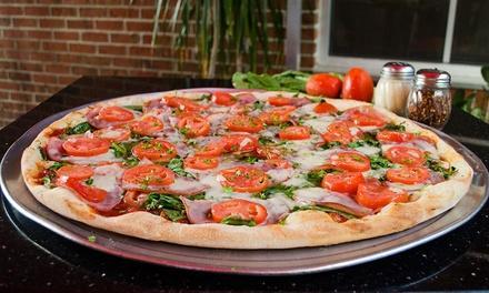 I Love N.Y. Pizza