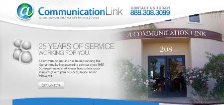 24 7 Live Answering Service By A Com Link Answering Service