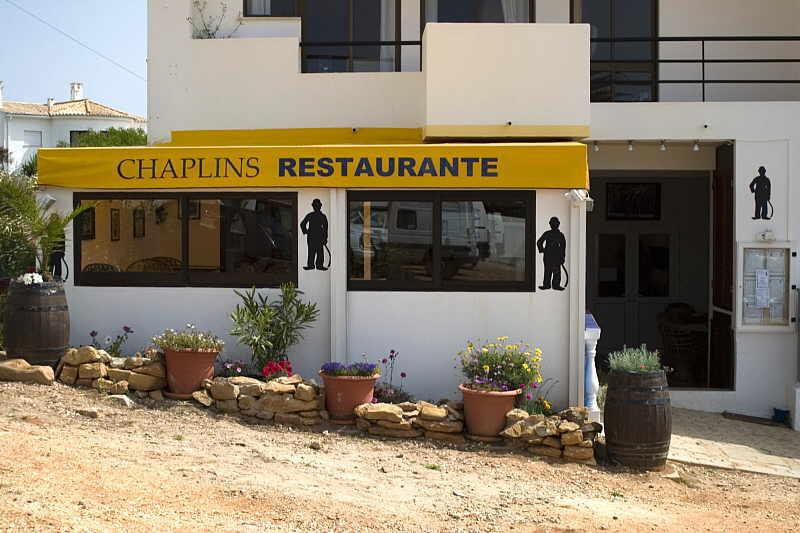 Chaplins Restaurant