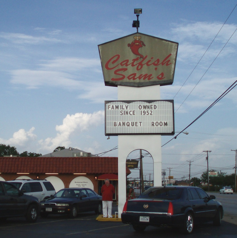Catfish Sam's