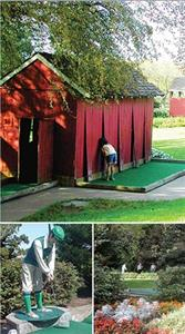 Village Greens Miniature Golf Course
