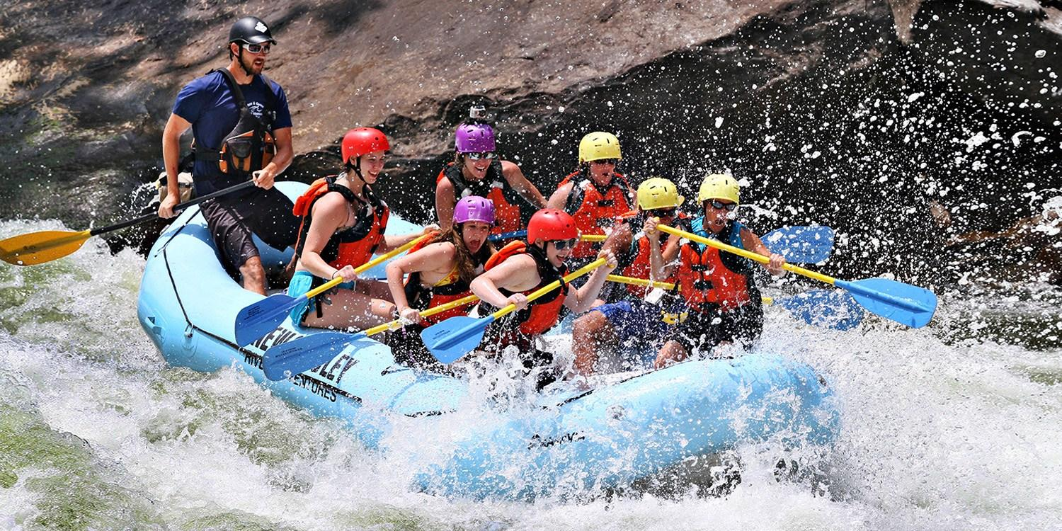 New & Gauley River Adventures