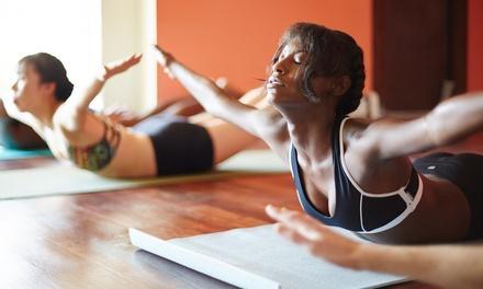Heat Yoga & Wellness