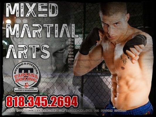 Tarzana Boxing