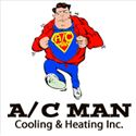 A/C Man Cooling & Heating