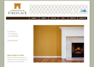 Commonwealth Fireplace & Grill
