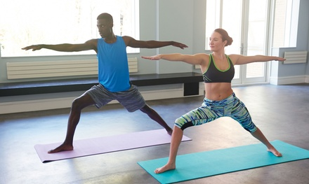 Breathing Time Yoga