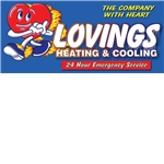 Lovings Heating & Cooling Inc