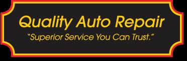 Quality Auto Repair Marlton