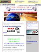 Pin Center Bowl