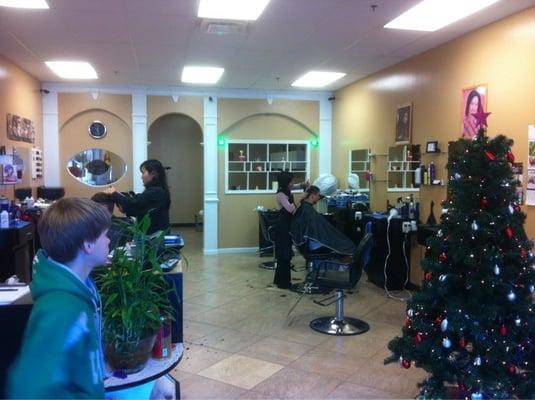 Timeless Salon & Spa