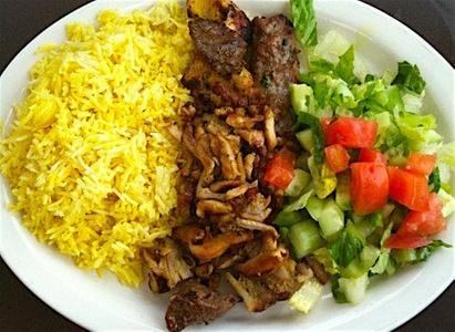 Pita Kabab