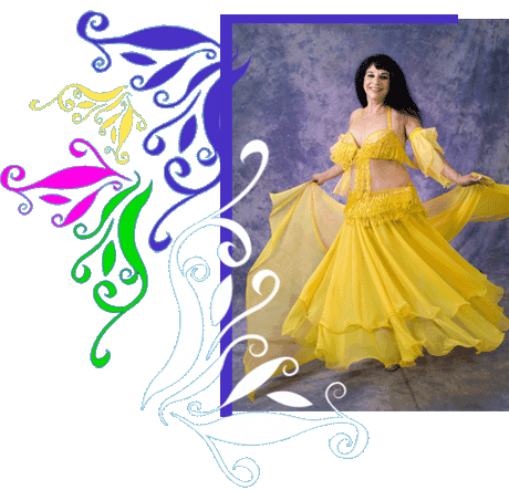 Nadia Ibrahim Middle Eastern Dance Company