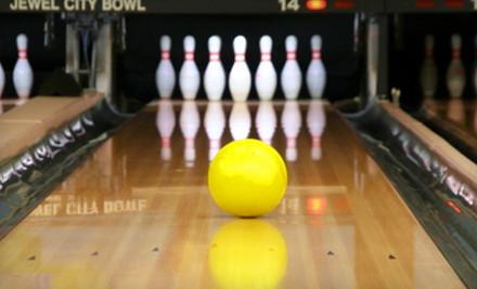 Jewel City Bowling