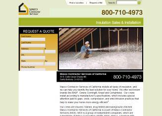 Masco Contractor Services of California