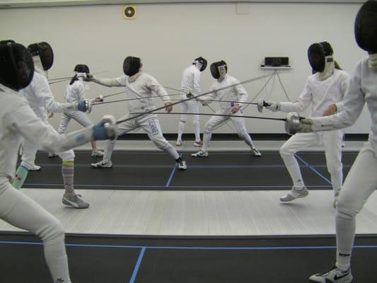 Iowa City Fencing Center