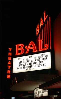 The Historic Bal Theatre