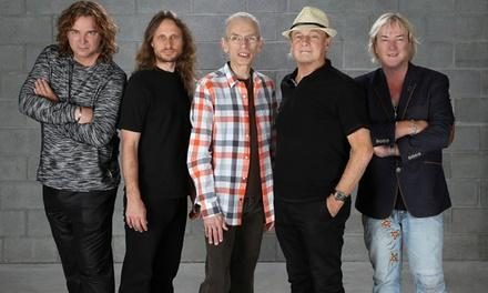 Yes and Styx at the PNC Bank Arts Center