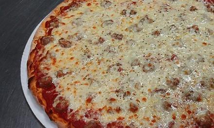Nick's Pizza & Beef