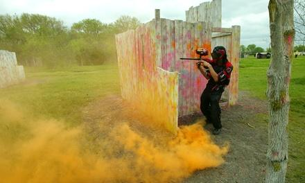 Official Paintball Games of Texas