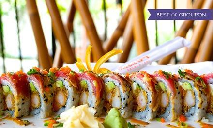 Asia Bay Thai Cuisine and Sushi Bar