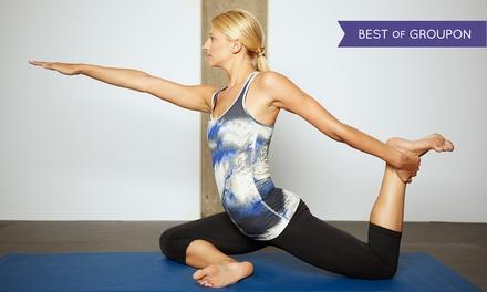 Bikram Yoga Fairfax
